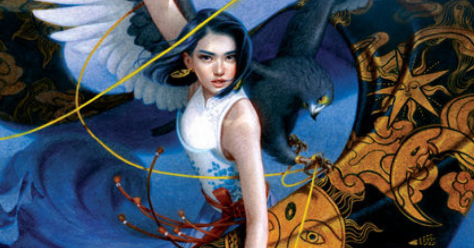 Review – Spin the Dawn by Elizabeth Lim