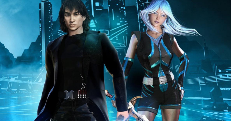 Review – Cyber Squad – Level 1 by Anna Mocikat