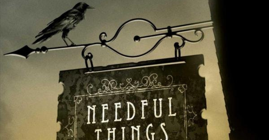Guest Review – Needful Things by Stephen King